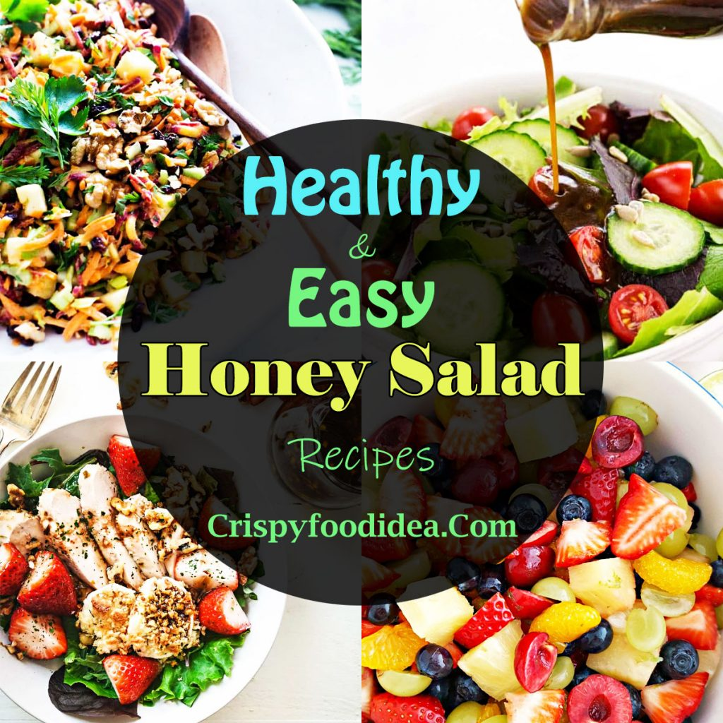 Honey Salad Recipes