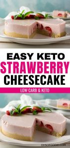 best easy keto cheesecake recipes
