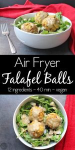 easy healthy vegan air fryer recipes