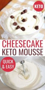 keto recipes of cheesecake